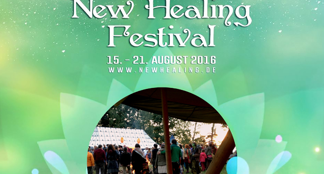 Om-Stage, Opening New Healing Festival 15.08.2016